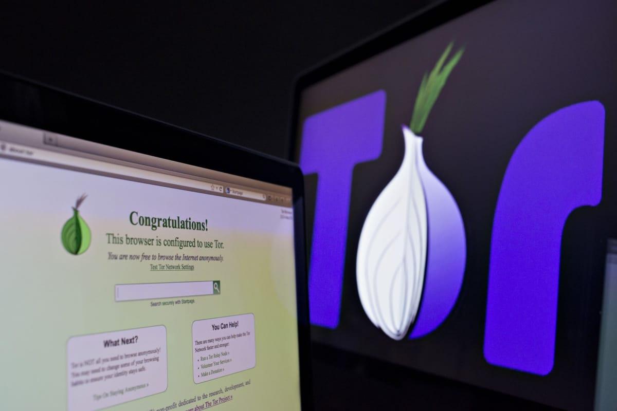 прекращена работа программы tor browser gidra